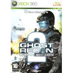 GHOST RECON ADVANCED WARFIGHTER 2 COMPLET XBOX 360