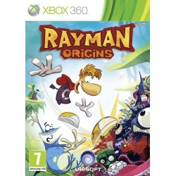 RAYMAN ORIGINS COMPLET XBOX 360
