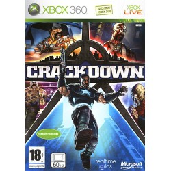 CRACKDOWN COMPLET XBOX 360