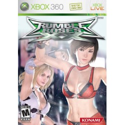 RUMBLE ROSES XX COMPLET XBOX 360