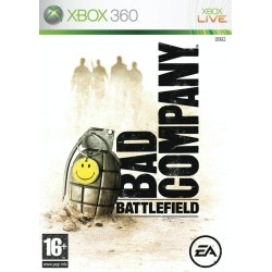 BATTLEFIELD BAD COMPANY COMPLET XBOX 360