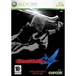 DEVIL MAY CRY 4 EDITION COLLECTOR COMPLET XBOX 360