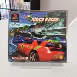 RIDGE RACER DOUBLE BOITE SANS NOTICE PS1