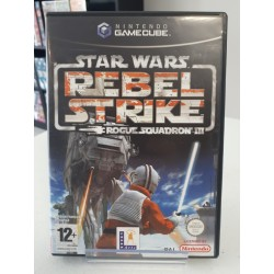 STAR WARS REBEL STRIKE ROGUE SQUADRON 3 COMPLET GAMECUBE