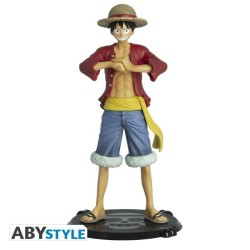 FIGURINE MONKEY D LUFFY SFC 17CM