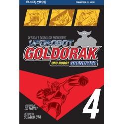 VOL. 4 GOLDORAK