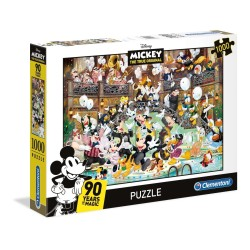 PUZZLE DISNEY MICKEY 90 ANS CELEBRATION 1000 PIECES