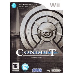 THE CONDUIT EDITION SPECIALE WII