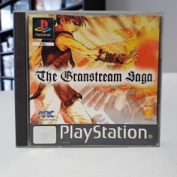 THE GRANSTREAM SAGA COMPLET PS1