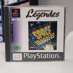 SPACE INVADERS COMPLET COLLECTION LEGENDES PS1