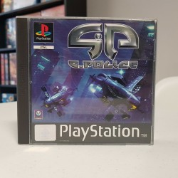 G POLICE COMPLET PS1