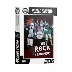 PUZZLE STORMTROOPERS THE ROCK TROOPERS 1000 PIECES