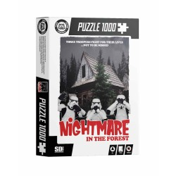 PUZZLE STORMTROOPERS NIGHTMARE IN THE FOREST 1000 PIECES