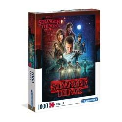 PUZZLE STRANGER THINGS SAISON 1 1000 PIECES