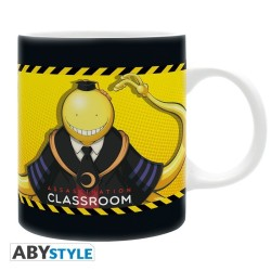 MUG ASSASSINATION CLASSROOM KORO SENSEI VS ELEVES 320ML