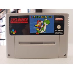 SUPER MARIO WORLD LOOSE ESP SNES