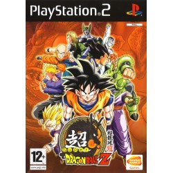 SUPER DRAGON BALL SANS NOTICE PS2