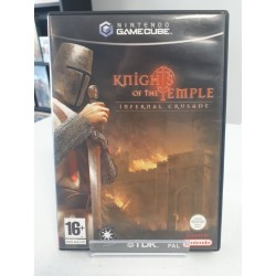 KNIGHTS OF THE TEMPLE SANS NOTICE GAMECUBE