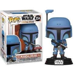 FUNKO POP DEATH WATCH MANDALORIAN SPECIAL EDITION 354