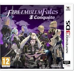 FIRE EMBLEM FATES CONQUETE 3DS
