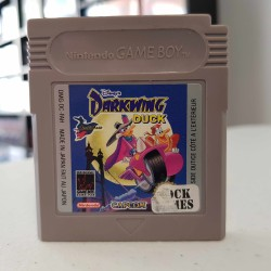 DARKWING DUCK LOOSE GAME BOY FAH