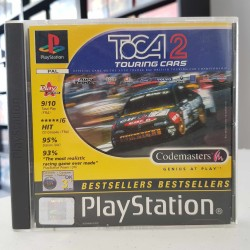 TOCA 2 TOURING CARS BESTSELLERS COMPLET PS1