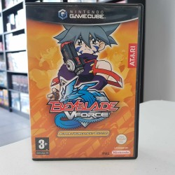 BEYBLADE VFORCE SANS NOTICE GAMECUBE
