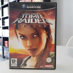 TOMB RAIDER LEGEND COMPLET GAMECUBE