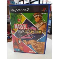 MARVEL VS CAPCOM 2 COMPLET PS2