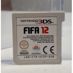 FIFA 12 LOOSE 3DS