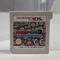 MARIO LUIGI DREAM TEAM BROS LOOSE 3DS