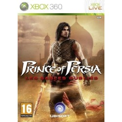 PRINCE OF PERSIA THE FORGOTTEN SANDS COMPLET XBOX 360