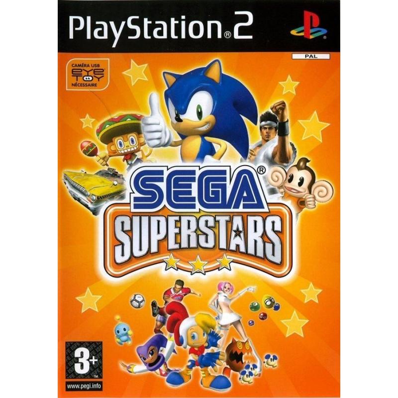 SEGA SUPER STARS COMPLET PS2