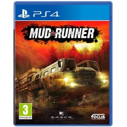 MUD RUNNER A SPINTIRES GAME PS4
