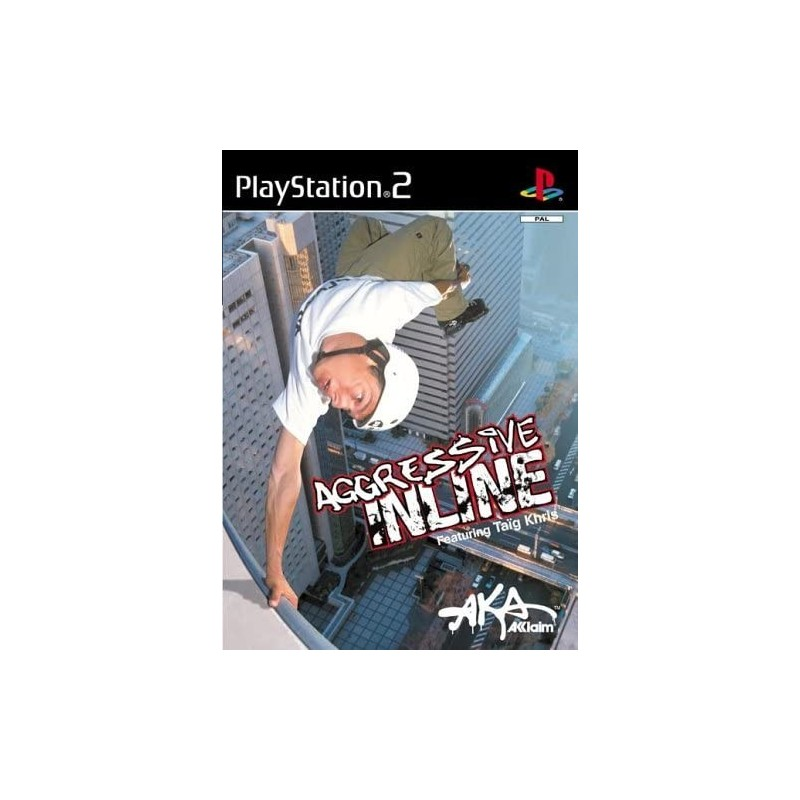 AGGRESSIVE INLINE COMPLET PS2