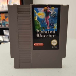 ISOLATED WARRIOR SUR NES OCCASION VERSION PAL