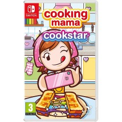 COOKING MAMA COOKSTAR SWITCH EUR