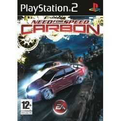 NEED FOR SPEED CARBON COMPLET PS2