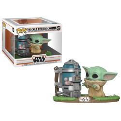 FUNKO POP THE CHILD WITH EGG CANISTER 407