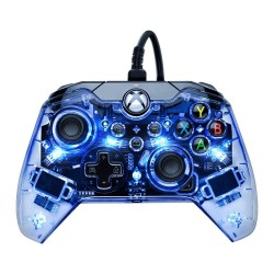 MANETTE FILAIRE XBOX ONE SERIE X AFTERGLOW PRISMATIC