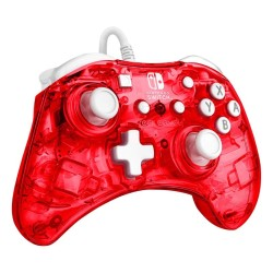 MANETTE SWITCH FILAIRE ROCK CANDY STORMIN CHERRY