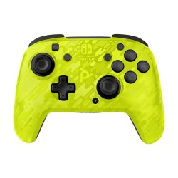 MANETTE SANS FIL SWITCH FACEOFF YELLOW PDP GAMING