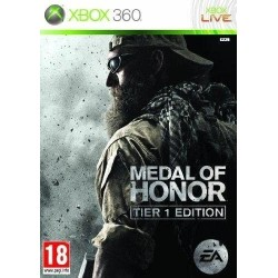 MEDAL OF HONOR XBOX 360 TIERS 1 EDITION