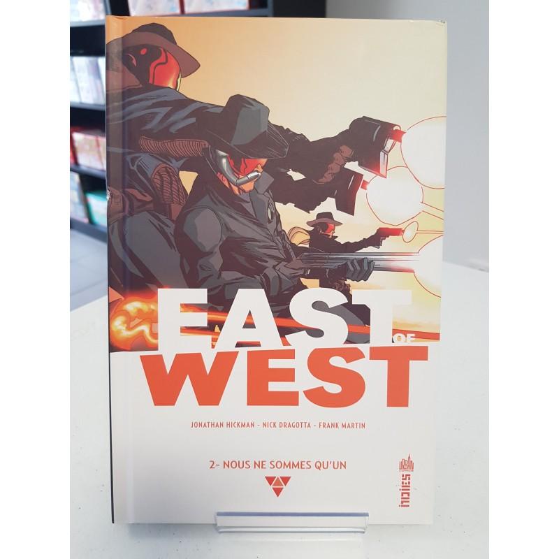 VOL. 2 EAST OF WEST NOUS NE SOMMES QU UN