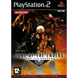 ZONE OF THE ENDERS 2 COMPLET PS2