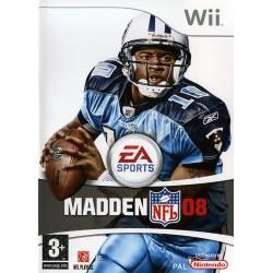 MADDEN NFL 08 COMPLET WII