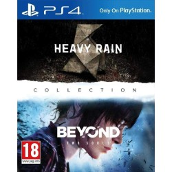HEAVY RAIN + BAYOND TWO SOULS COLLECTION PS4