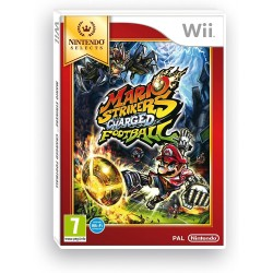 MARIO STRIKERS CHARGED FOOTBALL NINTENDO SELECTS COMPLET