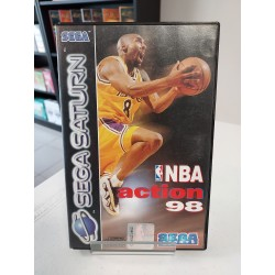 NBA ACTION 98 COMPLET SATURN