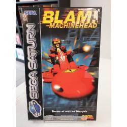 BLAM! MACHINEHEAD COMPLET SATURN